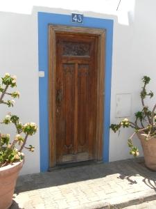 Das Eingangstor zu den eigenen vier Wänden. Jeder mag es anders